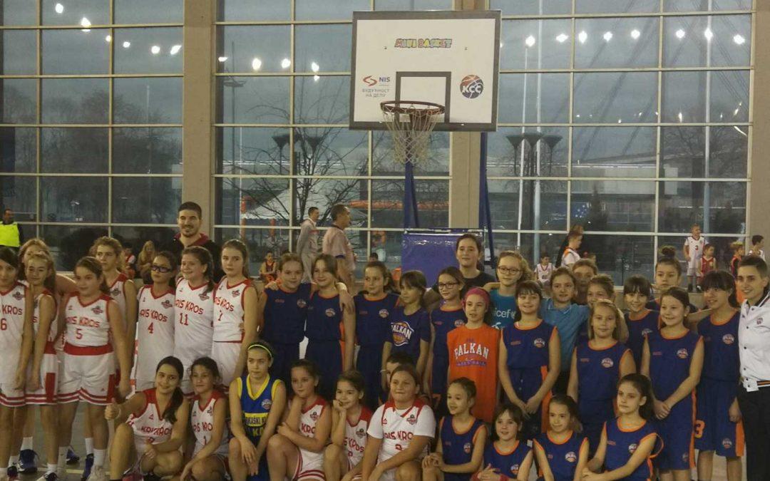 "Jubilarni 20. međunarodni mini basket festival ""Rajko Žižić"""